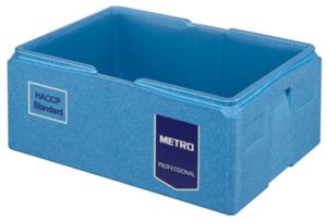 METRO Professional Thermo Kuli Blau Dunkelblau