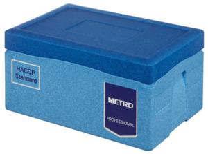 METRO Professional Thermokuli Blau