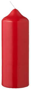 METRO Professional Stumpenkerzen, 78 x 220 mm, 1 Stück