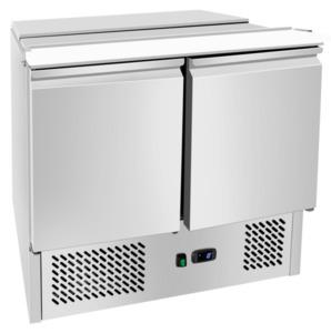 METRO Professional Saladette mit Schiebeaufsatz GSA3600