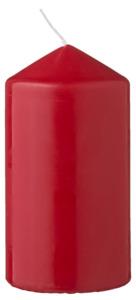 METRO Professional Stumpenkerzen Bordeaux Ø 68 x 130 mm - 6 Stück