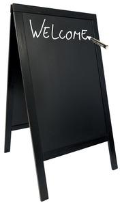 Securit Kreidetafel Sandwich 120 x 70 cm