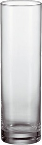 Montana Vase Fiori Grande rund Glas - 26,5 cm x Ø 8 cm