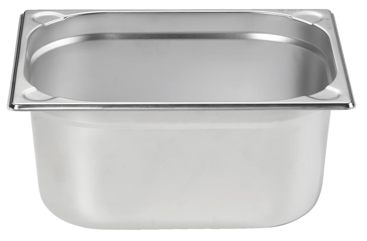 Bild 2 von METRO Professional Behälter, GN, Edelstahl 1/2, 150 mm, 14/1