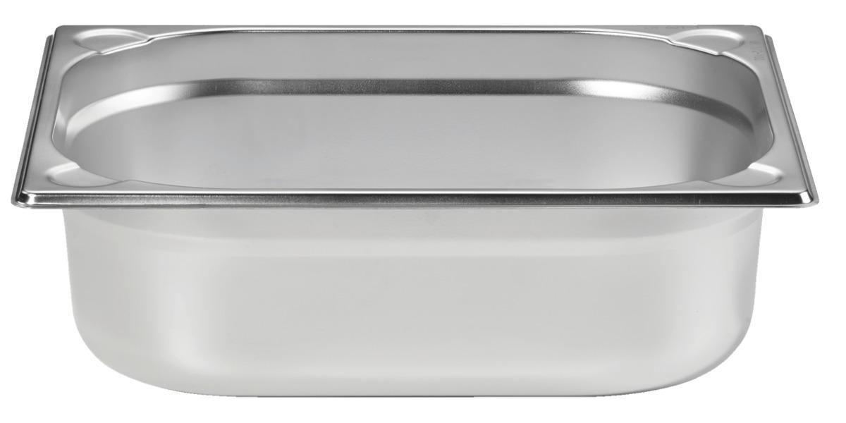 Bild 2 von METRO Professional Behälter, GN, Edelstahl 1/2, 100 mm, 14/1