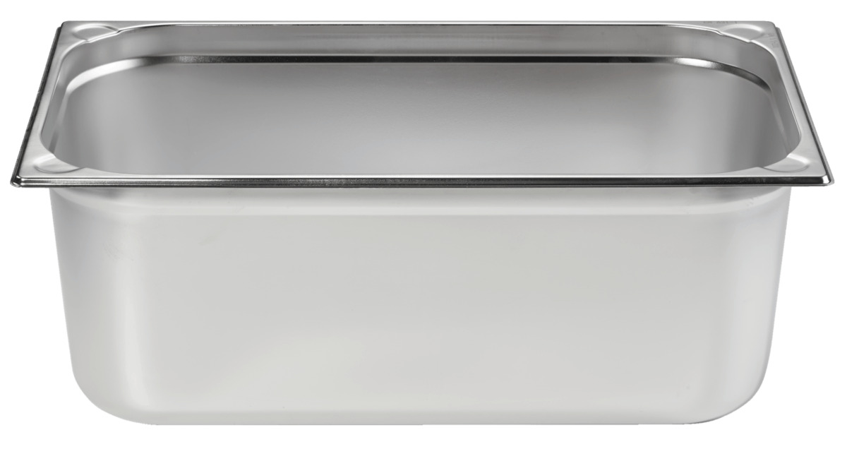 Bild 1 von METRO Professional Behälter, GN, Edelstahl 1/1, 200 mm, 14/1