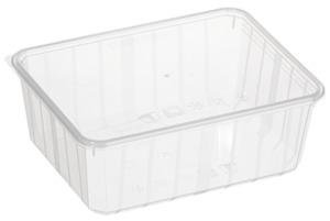 METRO Professional Box, Polypropylen (PP), 1,15 l, 25 Stück