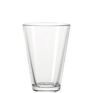 Leonardo Vase KONIC Glas - 17 cm x Ø 11,5 cm
