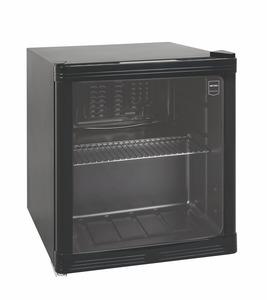 METRO Professional Mini Glastürkühlschrank GPC1046, 46 l