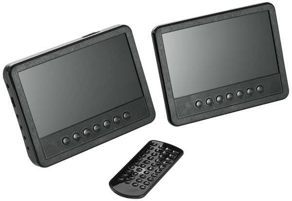 reflexion kopfst tzen dvd player mit 2 monitoren von kaufland f r 99 99 ansehen. Black Bedroom Furniture Sets. Home Design Ideas