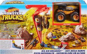MATTEL  Hot Wheels »Monster Truck Sprung Blast«