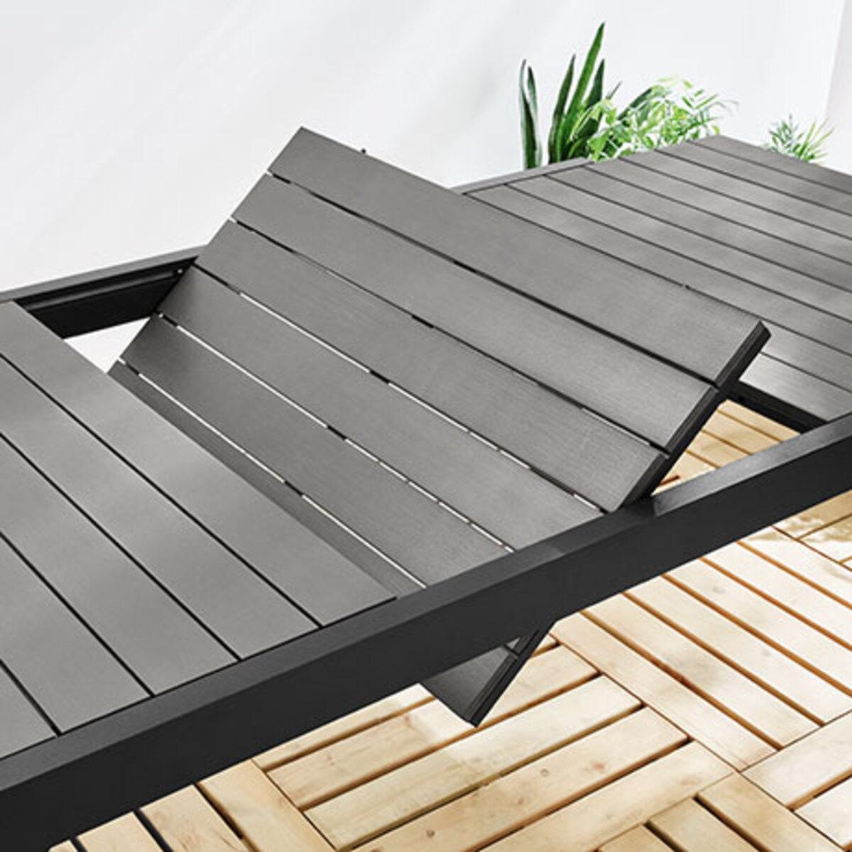 Bild 2 von Verlängerbarer Gartentisch1