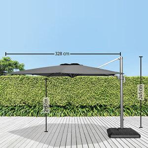 Ampelschirm, 350 x 300 cm1