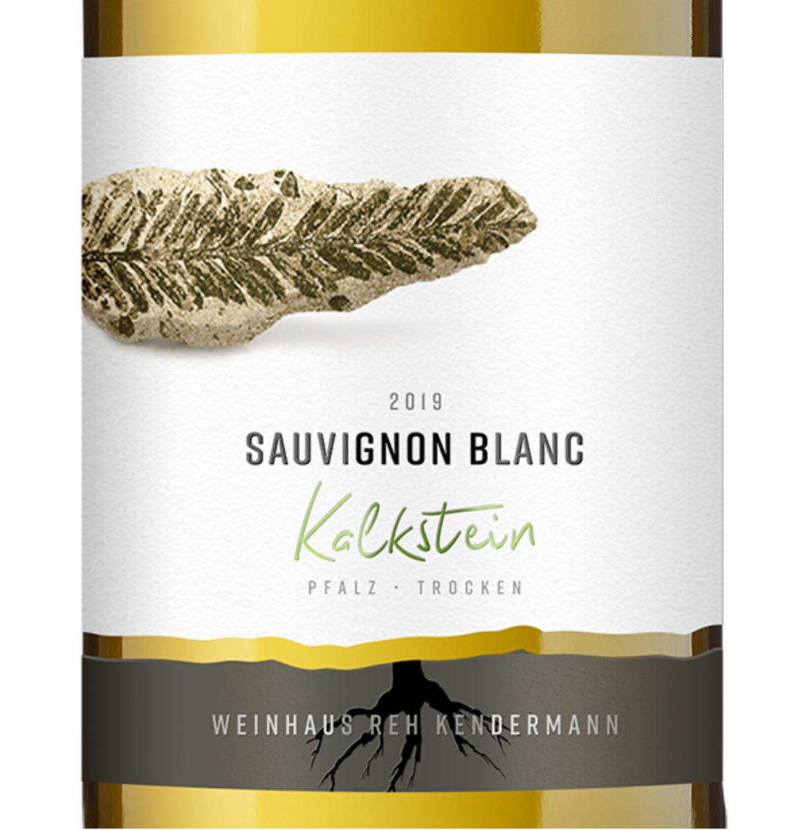 Bild 2 von Weinhaus Reh Kendermann Pfalz Sauvignon Blanc Kalkstein, trocken