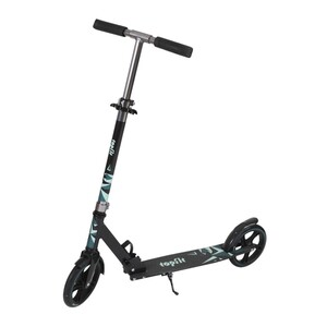Topfit Big Wheel Scooter - Türkis / Schwarz