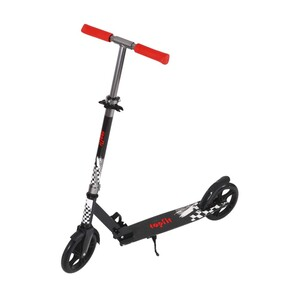 Topfit Big Wheel Scooter - Rot / Schwarz