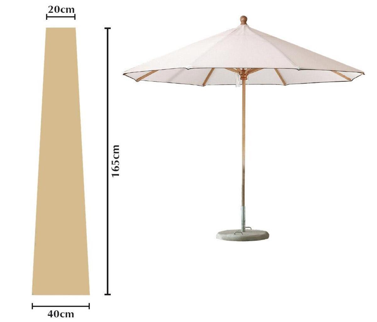 Bild 2 von Grasekamp Schirmhülle Länge 165 cm Beige