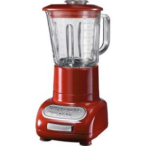 KitchenAid Artisan 5KSB5553E Standmixer 550 Watt 1,5L empire rot