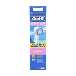 Oral-B Aufsteckbürsten versch. Sorten, jede 5/6er-Packung