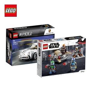 Lego Sets versch. Modelle, ab 6 Jahren, ab 2 Stück je