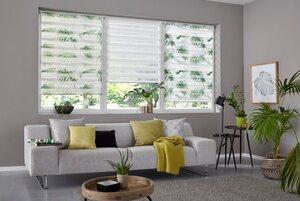Doppelrollo »Marano«, my home, Lichtschutz, ohne Bohren, freihängend, im Fixmaß