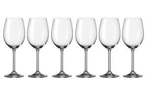LEONARDO - Rotweinglas 460 ml Daily,  6-teilig
