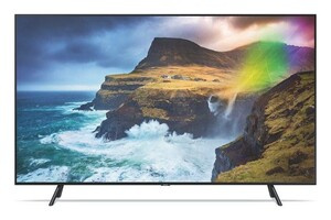Samsung GQ55Q70R QLED-TV (Smart TV, 4K, HDR, USB-Aufnahme, Sprachsteuerung)