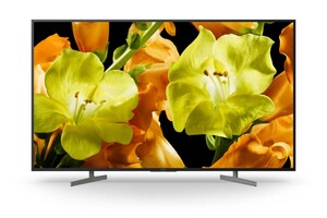 Sony KD65XG8196 LED TV (Smart TV, 4K, HDR, USB-Aufnahme, Google Assistent)