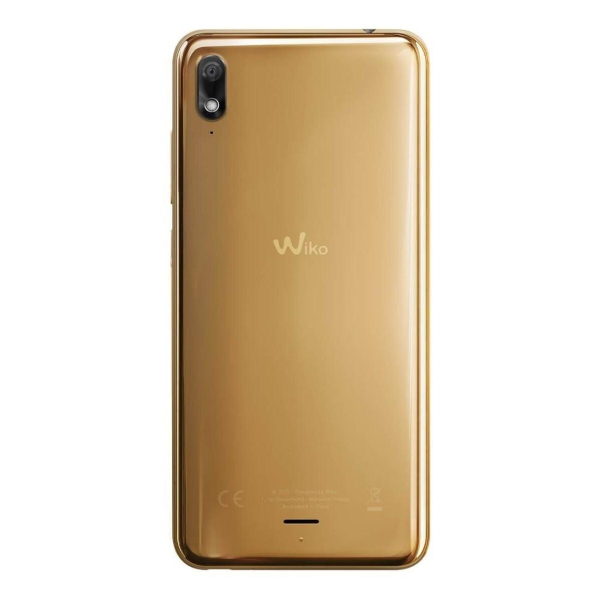 Bild 5 von Wiko View 2 Go Dual-SIM gold Smartphone (5,93 Zoll, 32 GB, 4.000-mAh, Octa-Core, Fingerabdrucksensor)