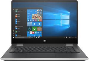 HP Pavilion X360 14-dh1615ng silber 2in1 Convertible (14' FHD IPS (matt), i5-10210U, 8 GB RAM, 512 GB SSD, Intel UHD, touch, Windows 10 Home)