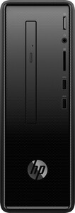 HP 290-a0300ng schwarz Desktop-PC (AMD A4-9125/4GB RAM/1TB HDD/AMD R3/Win10)