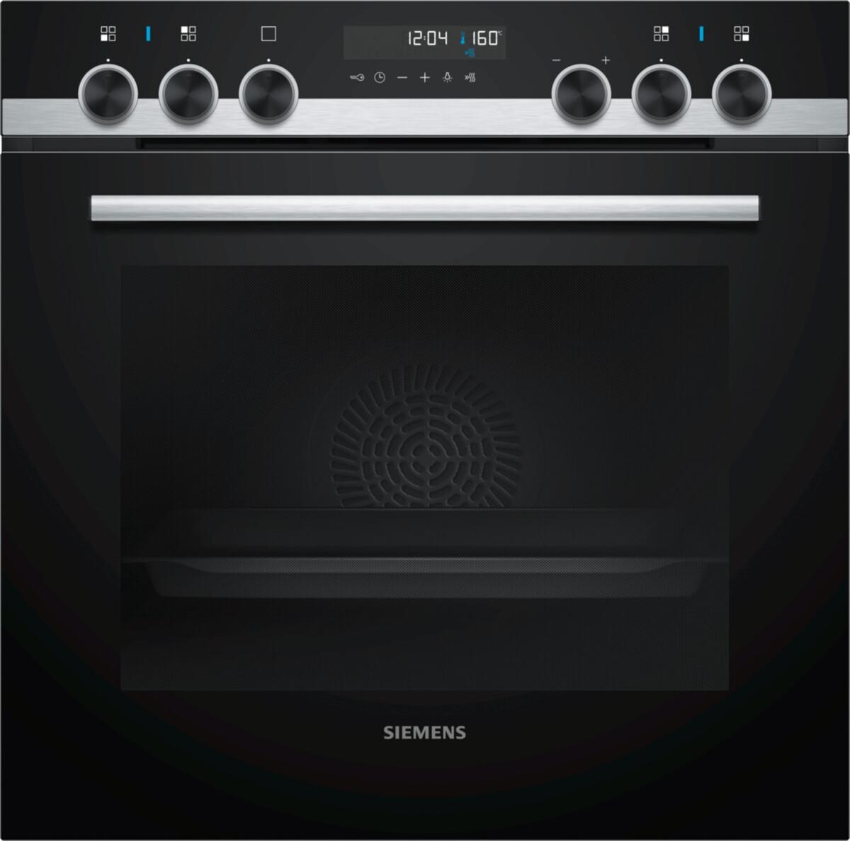 Bild 1 von SIEMENS EX83DV0 Einbauset (EEK A, cookControl 30, Pyrolyse, Selbstreinigung, Elektronikuhr, Induktion, Timer, LCD-Display)