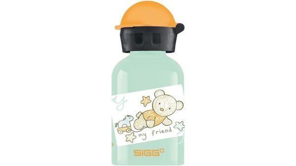 SIGG Kids Trinkflasche Aluminium Bear Friend 0,3 l