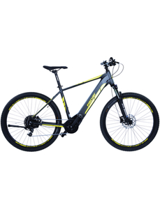 "E-Bike »MONTIS 5.0i«, 27,5 "", 10-Gang, 11.6 Ah"
