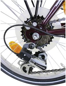 Fahrrad, 20 Zoll, Unisex