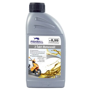 Fishbull 2-Takt-Motorenöl 1 Liter