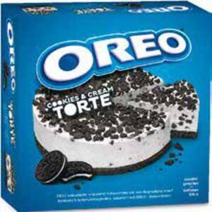 Oreo Cookies & Cream Torte