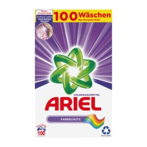 Ariel Waschpulver Color+
