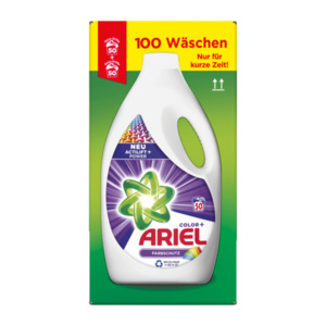 Ariel Flüssigwaschmittel Color+