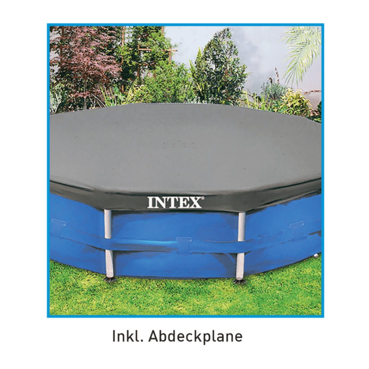 Bild 2 von Intex Familien Swimmingpool