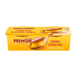 Premium Crema Catalana