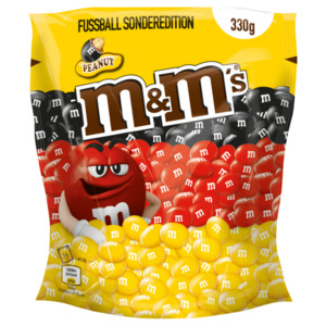 Mars M&M's Peanut Sonderedition 330g