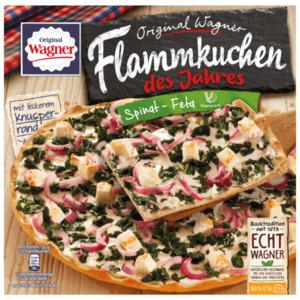 Original Wagner Flammkuchen Spinat-Feta 320g