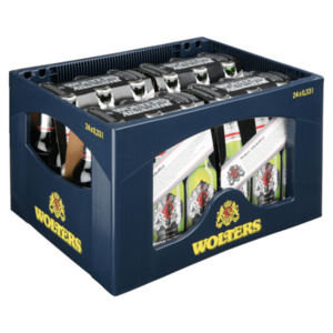 Wolters alkoholfrei 24x0,33l