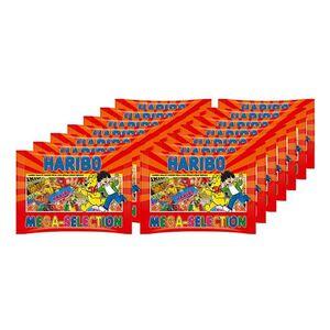 Haribo Mega Selection 425 g, 14er Pack