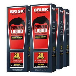 Brisk Power Liquid 150 ml, 6er Pack