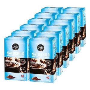 Cafet Naturmild 500 g, 12er Pack
