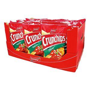Lorenz Crunchips Paprika 175 g, 20er Pack