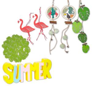 Sommerdekoration