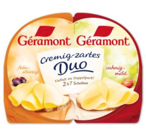 GERAMONT Käsescheiben Duo